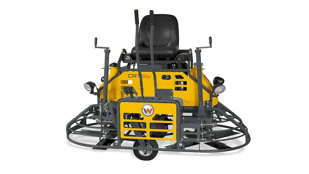 Wacker Neuson CRT36 Ride On Power Float Trowel - Til salg eller udlejning