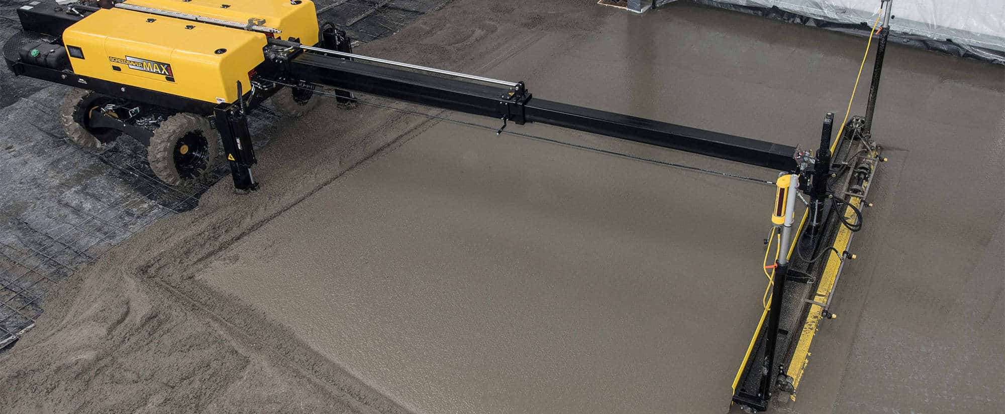 Ligchine Laser Guided Screed
